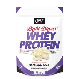 Light Digest Whey Protein 500G - QNT - Light Digest Whey Protein 500G - QNT - White Chocolate
