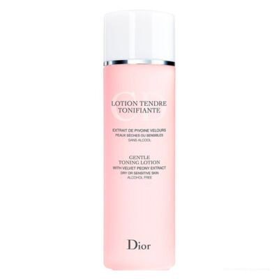 Imagem 1 do produto Loção Tônica Hidratante Facial Dior Gentle Toning Lotion Tendre Tonifique - 200ml