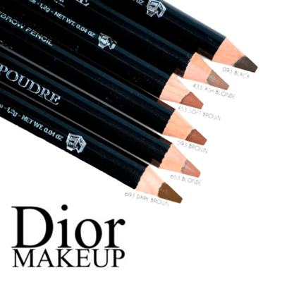 Imagem 3 do produto Sourcils Poudre Dior - Lápis para Sobrancelha - 593 - Brown