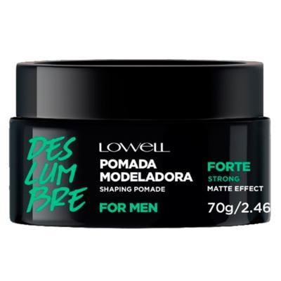 Imagem 2 do produto Lowell For Men Pomada Modeladora Forte - 70g