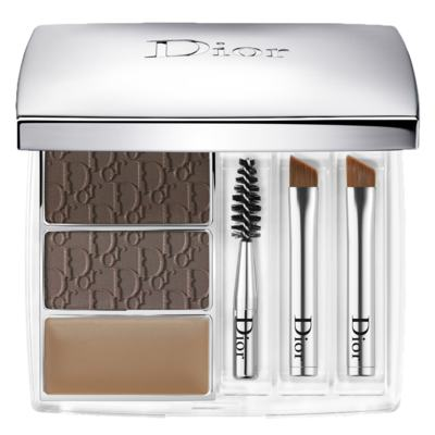 All-In-Brow 3D Dior - Kit de Maquiagem para Sobrancelha - 001 Brown