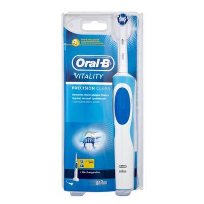 Oral-B Vitality Precision Clean Oral B - Escova Dental Elétrica - 110v