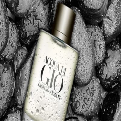 Imagem 9 do produto Acqua Di Giò Homme Giorgio Armani - Perfume Masculino - Eau de Toilette - 100ml