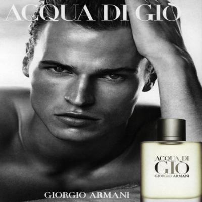 Imagem 10 do produto Acqua Di Giò Homme Giorgio Armani - Perfume Masculino - Eau de Toilette - 100ml