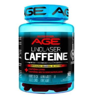 Nutrilatina Age Linolaser Caffeine Redutor de Medidas