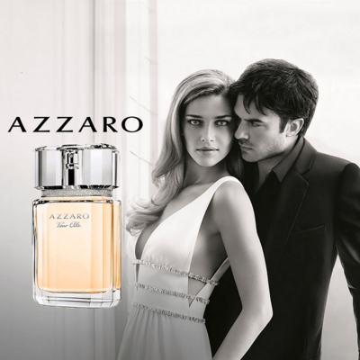 Imagem 1 do produto Azzaro Kit Pour Elle Eau de Parfum Perfume Feminino 50ml + Loção Corporal 150ml