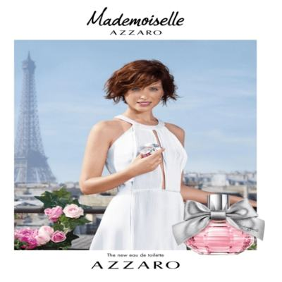 Imagem 9 do produto Mademoiselle Azzaro - Perfume Feminino - Eau de Toilette - 50ml