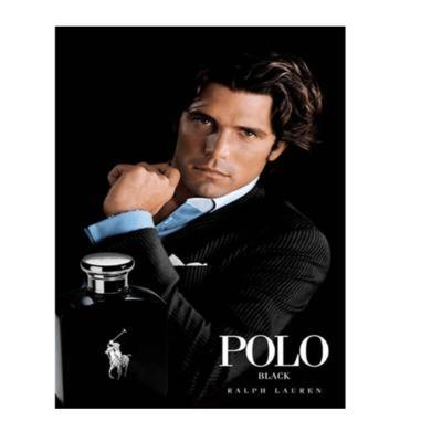 Imagem 1 do produto Ralph Lauren Polo Black Eau de Toilette Perfume Masculino