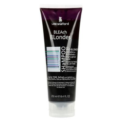 Imagem 3 do produto Lee Stafford Bleach Blonde Shampoo - Lee Stafford Bleach Blonde Shampoo 250ml
