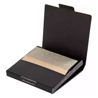 Imagem 2 do produto Oil Control Paper Refill Artdeco - Lenço Absorvedor de Oleosidade - 100 un