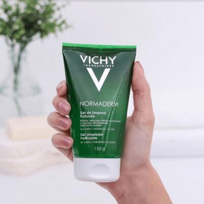 Imagem 6 do produto Vichy Normaderm Gel de Limpeza Profunda - 150ml
