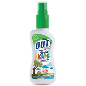 Repelente Out Insect Kids Spray 100ml - 100ml