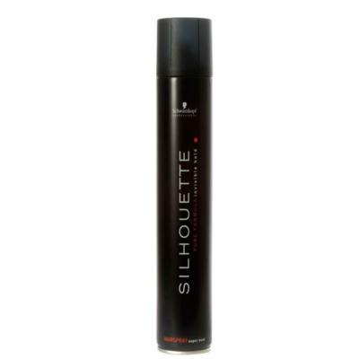 Imagem 2 do produto Schwarzkopf Professional Silhouette Super Hold Hairspray - Spray Fixador - 500ml