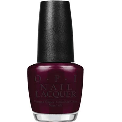 Imagem 3 do produto OPI Nail Lacquer Esmalte - OPI Nail Lacquer Esmalte 15ml - 059 Midnight In Moscow