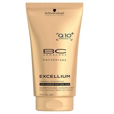 Imagem 1 do produto Schwarzkopf BC Bonacure Excellium Taming Shampoo
