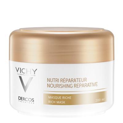 Imagem 4 do produto Vichy Dercos Nutri Reparador Mascara - Vichy Dercos Nutri Reparador Mascara 200ml