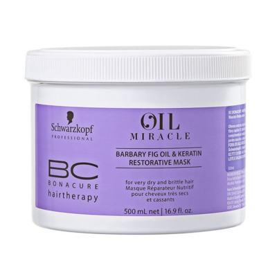 Imagem 2 do produto Schwarzkopf BC Bonacure Oil Miracle Barbary Fig Mascara