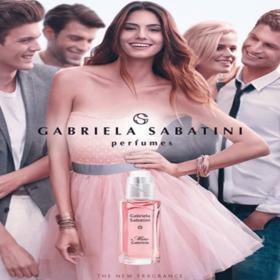 Miss Gabriela Gabriela Sabatini - Perfume Feminino - Eau de Toilette - 30ml