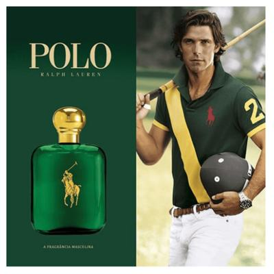 Imagem 3 do produto Polo Ralph Lauren Verde - Perfume Masculino - Eau de Toilette - 59ml