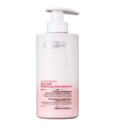 Imagem 4 do produto L'Oréal Professionnel Vitamino Color A.OX Cleansing - Condicionador de Limpeza - 400ml