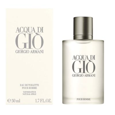 Imagem 11 do produto Acqua Di Giò Homme Giorgio Armani - Perfume Masculino - Eau de Toilette - 50ml