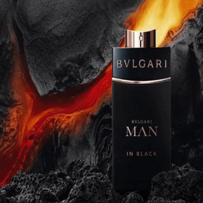 Imagem 13 do produto BVLGARI Man in Black BVLGARI - Perfume Masculino - Eau de Parfum - 100ml