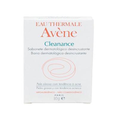 Imagem 6 do produto Sabonete em Barra Cleanance Avène Limpador Facial - 80G