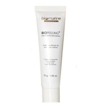 Imagem 1 do produto Biomarine Biopeeling Cleanser Sabonete Esfoliante - 30g