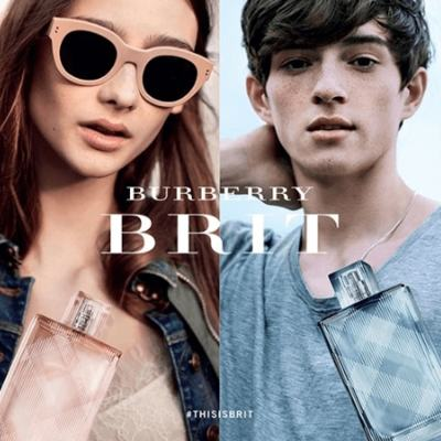Imagem 11 do produto Brit Splash Burberry - Perfume Masculino - Eau de Toilette - 50ml