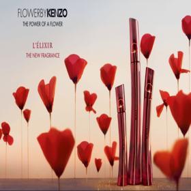 Flower by Kenzo Elixir - Perfume Feminino - Eau de Parfum - 100ml