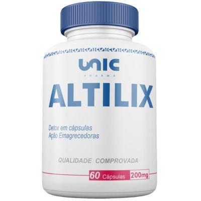 Imagem 1 do produto Altilix 200mg 60 caps - Detox em cápsulas Unicpharma