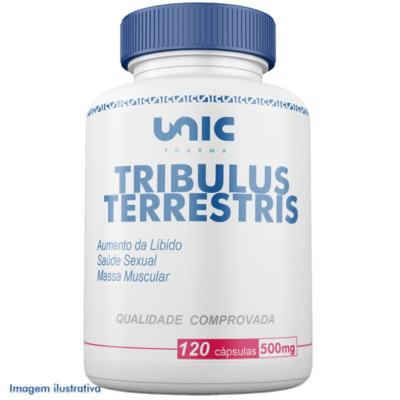 Tribulus terrestris 500mg 120 caps