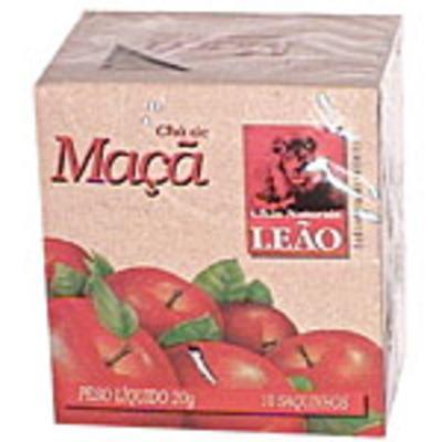 Chá Leao Fuze Maçã 10un