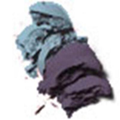 Imagem 3 do produto Ombres Duo Lumières Yves Saint Laurent - Paleta de Sombras - 25 - Turquoise Blue - Hazy Violet