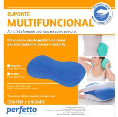 Imagem 2 do produto SUPORTE MULTIFUNCIONAL GRANDE AZUL ROYAL PERFETTO
