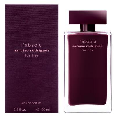 Imagem 2 do produto Narciso Rodriguez For Her L'absolu Narciso Rodriguez - Perfume Feminino - Eau de Parfum - 100ml