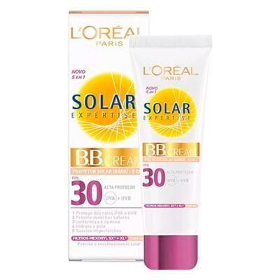 Imagem 3 do produto Solar Expertise BB Cream FPS30 L'oréal Paris - Protetor Solar - Natural