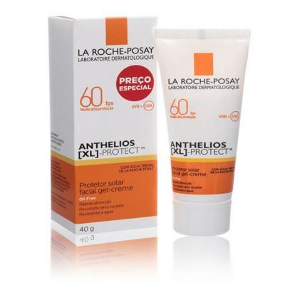 Imagem 10 do produto Protetor Solar Facial La Roche-Posay Anthelios XL-Protect FPS60 40g -
