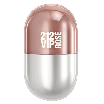 Imagem 1 do produto 212 Vip Rosé Pills Carolina Herrera - Perfume Feminino - Eau de Parfum - 20ml