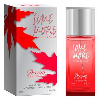 Imagem 3 do produto Some More Pour Femme Dream Collection - Perfume Feminino - Eau de Toilette - 100ml