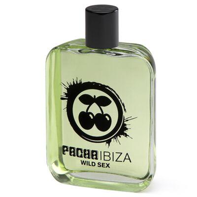 Pacha Ibiza Wild Sex Pacha Ibiza - Perfume Masculino - Eau de Toilette - 100ml