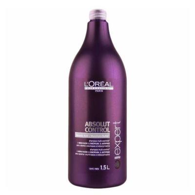 Shampoo Loreal Profissional Absolut Control - Shampoo Loreal Profissional Absolut Control 1500ml