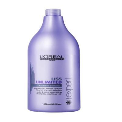 Imagem 1 do produto Shampoo Loreal Profissional Liss Unlimited