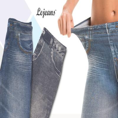 Imagem 1 do produto Lejeans 2 unidades (Vintage + Azul) + Redutor de Celulite Active Cell Away Be Emotion -