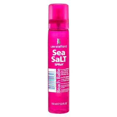 Imagem 4 do produto Lee Stafford Beach Babe Sea Salt Spray - Texturizador - 150ml