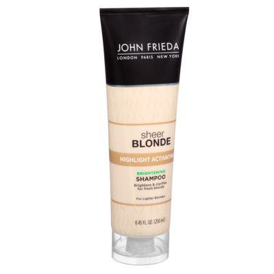 John Frieda Sheer Blonde Highlight Activating Enhancing - Shampoo - 250ml