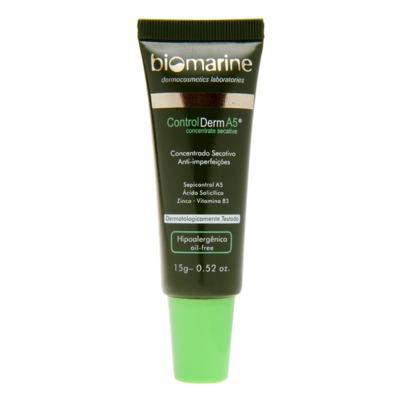 Imagem 1 do produto Biomarine Control Derm A5 Concentrado Secativo Antiacne - Biomarine Control Derm A5 Concentrado Secativo Antiacne 15g