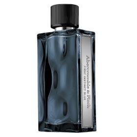First Instinct Blue Abercrombie & Fitch - Perfume Masculino Eau de Toilette - 100ml
