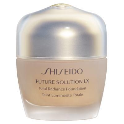 Base Facial Shiseido - Future Solution LX Total Radiance Foundation - Neutral 4