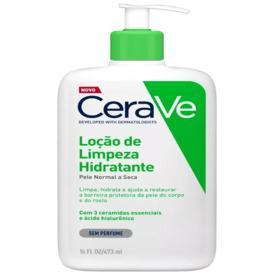 Loção de Limpeza Hidratante Cerave - Loção de Limpeza Hidratante Cerave 473ml